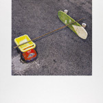 L'installation, Sari 2019 Tirage Risographie (4 couleurs) sur papier Munken Format A3 env, soit 297mm x 420mm Edition de 50 + 5 EA 160 €