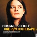Le Monde 2, avril 2008.