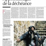 Le Monde, 2013. Florence Bouchy.