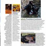 Le Monde M, juillet 2008.