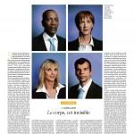 Libération, 2013. Marcela Iakub.