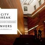 City Break ANVERS @ TGV Magazine, Féb. 2015