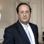 François Hollande, les Echos