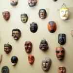 Masques iraniens @ JC Carrière