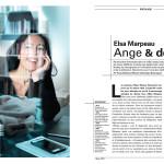 Elsa Marpeau pour Alibi