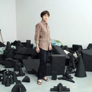 Annette Messager, L'Oeil