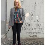 Virginie Despentes, Paris. Le Matin