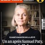 Élisabeth Badinter, L'Express