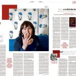 Arlette Farge, le Monde des Livres, été 2020