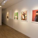 Portraits les Immémoriaux, Ségolène Brossette Galerie , Paris 2019