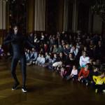 2018 : Direction artistique Nuit Blanche des enfants. Chorégraphie de Smail Kanouté