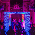 2018 : Direction artistique Nuit Blanche des enfants. Oeuvre de F. Sapey-Triomphe