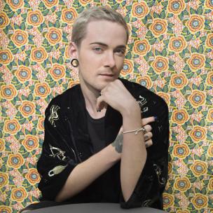 Alexis portraits studio fond imprimé